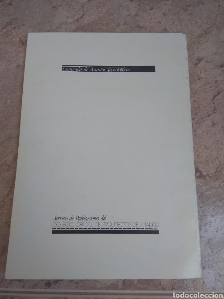 Libros de segunda mano: Libro Arquitectura Curso Control de Calidad en la Edificación - 1980 - - Foto 3 - 218544993