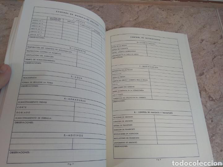 Libros de segunda mano: Libro Arquitectura Curso Control de Calidad en la Edificación - 1980 - - Foto 7 - 218544993