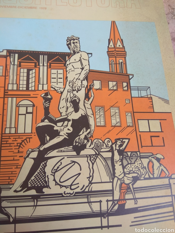 Libros de segunda mano: Arquitectura - Publicación Colegio Oficial de Arquitectos de Madrid 1978 - Leer Descripción - - Foto 3 - 218546316