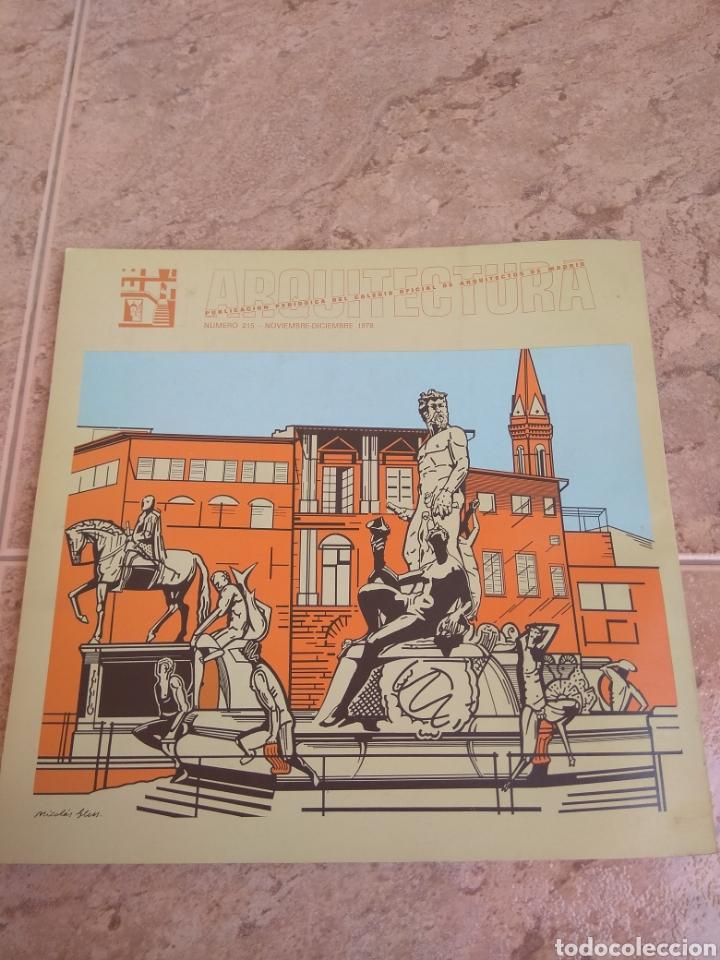 Libros de segunda mano: Arquitectura - Publicación Colegio Oficial de Arquitectos de Madrid 1978 - Leer Descripción - - Foto 4 - 218546316