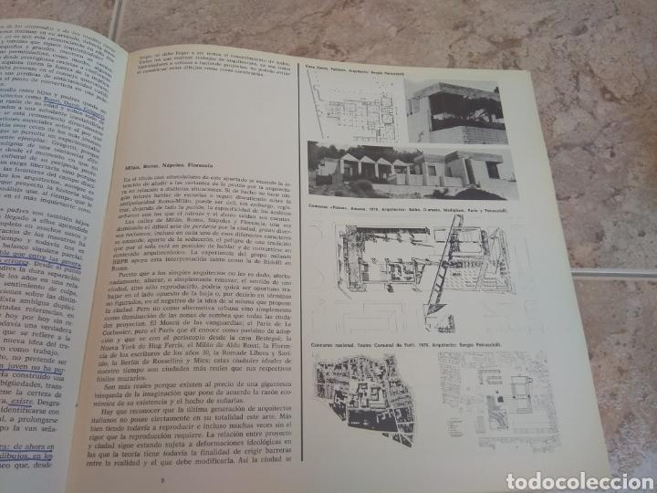 Libros de segunda mano: Arquitectura - Publicación Colegio Oficial de Arquitectos de Madrid 1978 - Leer Descripción - - Foto 10 - 218546316
