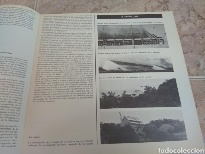 Libros de segunda mano: Arquitectura - Publicación Colegio Oficial de Arquitectos de Madrid 1978 - Leer Descripción - - Foto 11 - 218546316