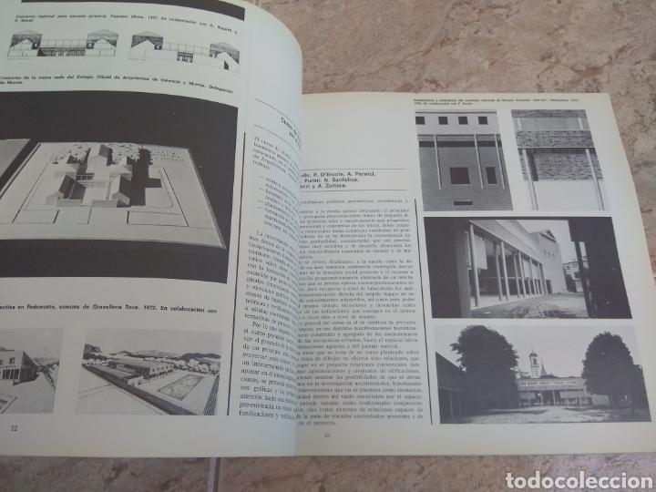 Libros de segunda mano: Arquitectura - Publicación Colegio Oficial de Arquitectos de Madrid 1978 - Leer Descripción - - Foto 14 - 218546316