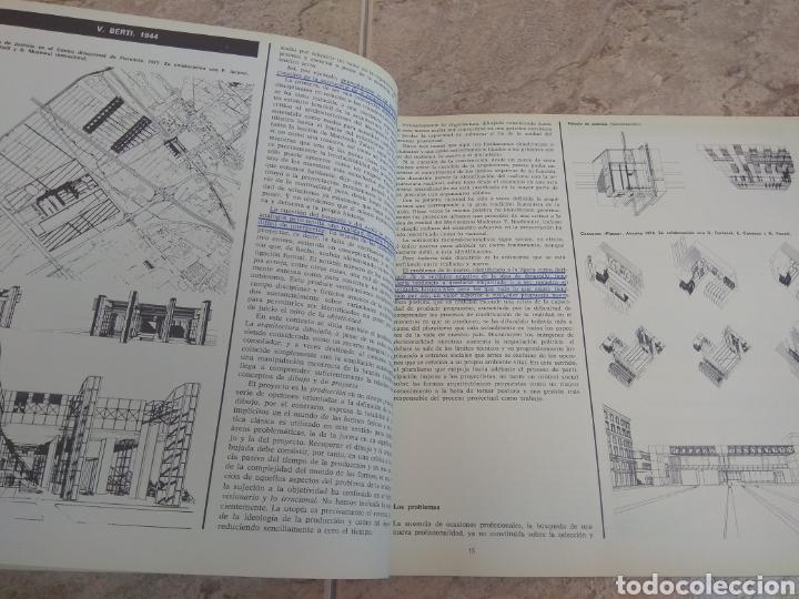 Libros de segunda mano: Arquitectura - Publicación Colegio Oficial de Arquitectos de Madrid 1978 - Leer Descripción - - Foto 15 - 218546316