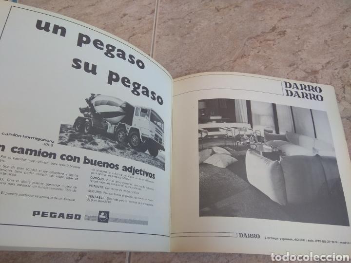 Libros de segunda mano: Arquitectura - Publicación Colegio Oficial de Arquitectos de Madrid 1978 - Leer Descripción - - Foto 16 - 218546316
