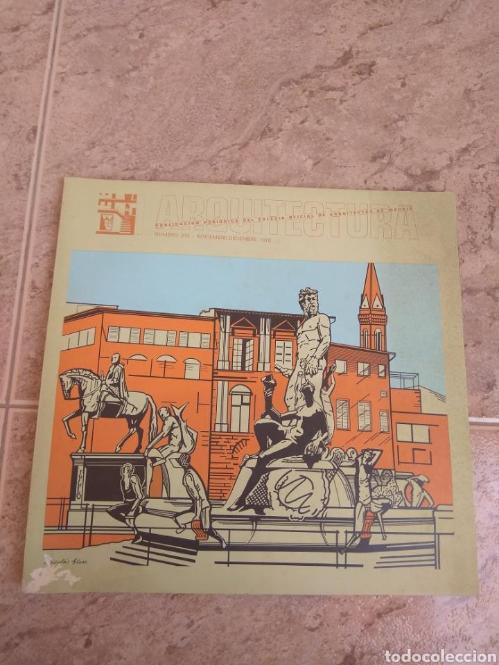 Libros de segunda mano: Arquitectura - Publicación Colegio Oficial de Arquitectos de Madrid 1978 - Leer Descripción - - Foto 19 - 218546316