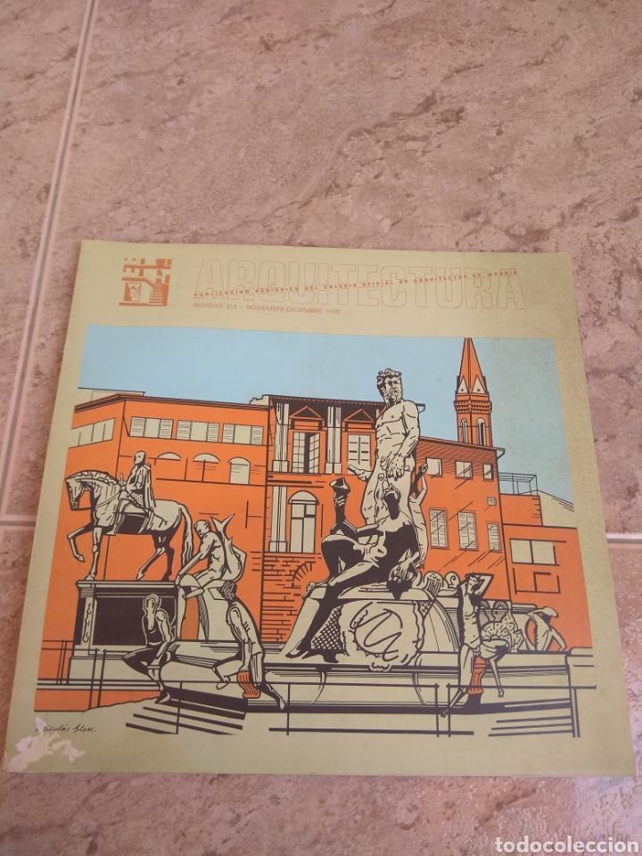 ARQUITECTURA - PUBLICACIÓN COLEGIO OFICIAL DE ARQUITECTOS DE MADRID 1978 - LEER DESCRIPCIÓN - (Libros de Segunda Mano - Bellas artes, ocio y coleccionismo - Arquitectura)