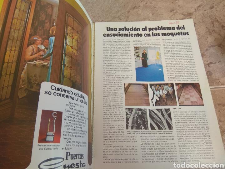 Libros de segunda mano: Revista Jano Arquitectura N°57 - 1978 - Mención Manuel Segura Viudas - Leer Descripción - - Foto 3 - 218546667