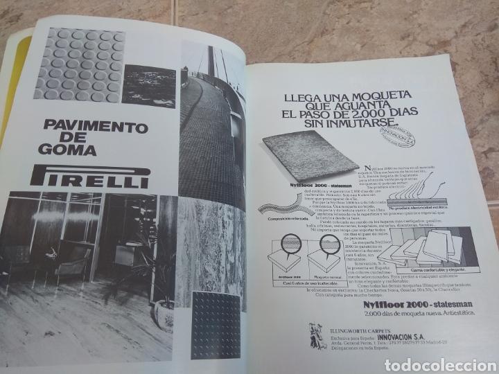 Libros de segunda mano: Revista Jano Arquitectura N°57 - 1978 - Mención Manuel Segura Viudas - Leer Descripción - - Foto 4 - 218546667