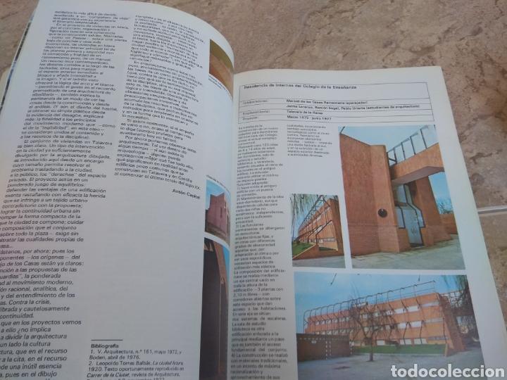 Libros de segunda mano: Revista Jano Arquitectura N°57 - 1978 - Mención Manuel Segura Viudas - Leer Descripción - - Foto 6 - 218546667