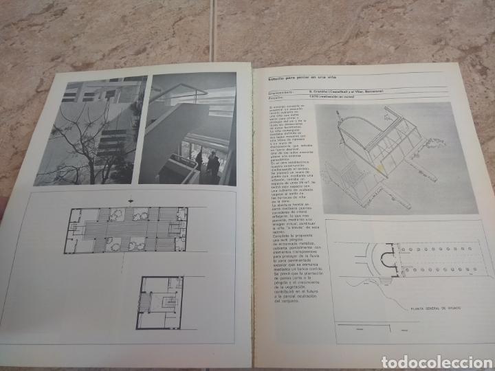 Libros de segunda mano: Revista Jano Arquitectura N°57 - 1978 - Mención Manuel Segura Viudas - Leer Descripción - - Foto 8 - 218546667