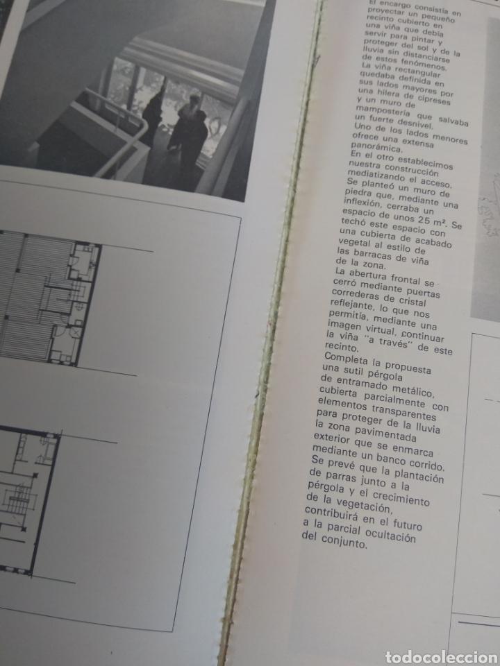 Libros de segunda mano: Revista Jano Arquitectura N°57 - 1978 - Mención Manuel Segura Viudas - Leer Descripción - - Foto 9 - 218546667