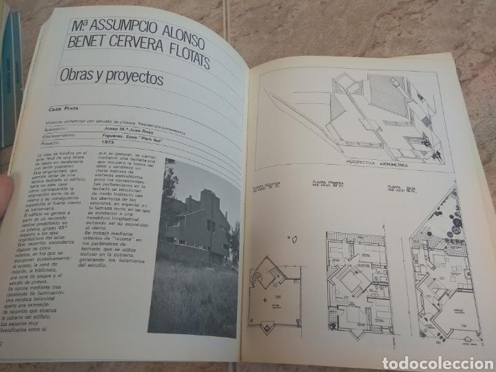 Libros de segunda mano: Revista Jano Arquitectura N°57 - 1978 - Mención Manuel Segura Viudas - Leer Descripción - - Foto 10 - 218546667