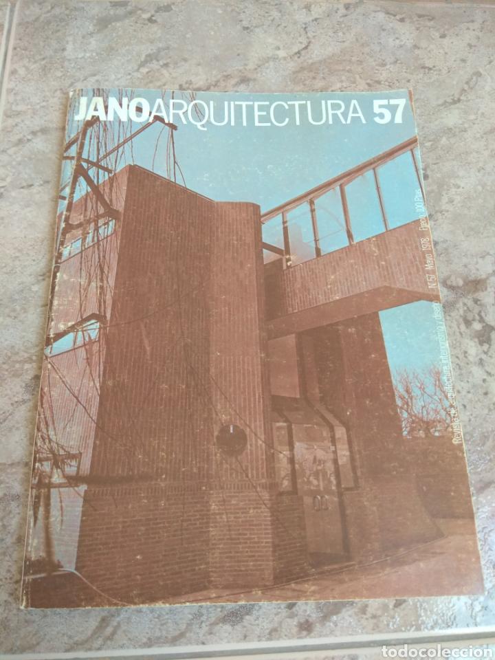 Libros de segunda mano: Revista Jano Arquitectura N°57 - 1978 - Mención Manuel Segura Viudas - Leer Descripción - - Foto 15 - 218546667
