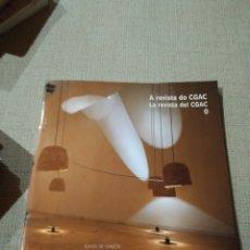 Libros de segunda mano: LA REVISTA DEL CGAC TOMO O XUNTA DE GALICIA. Lote 218748800