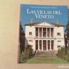 Libros de segunda mano: LAS VILLAS DEL VÉNETO - MURARO MARTON - MAGNUS -(M7). Lote 218753681