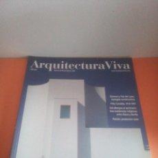 Libros de segunda mano: REVISTA ARQUITECTURA VIVA - 58 - ENERO - FEBRERO - 1998 - SAGRADA FORMA. Lote 218768813