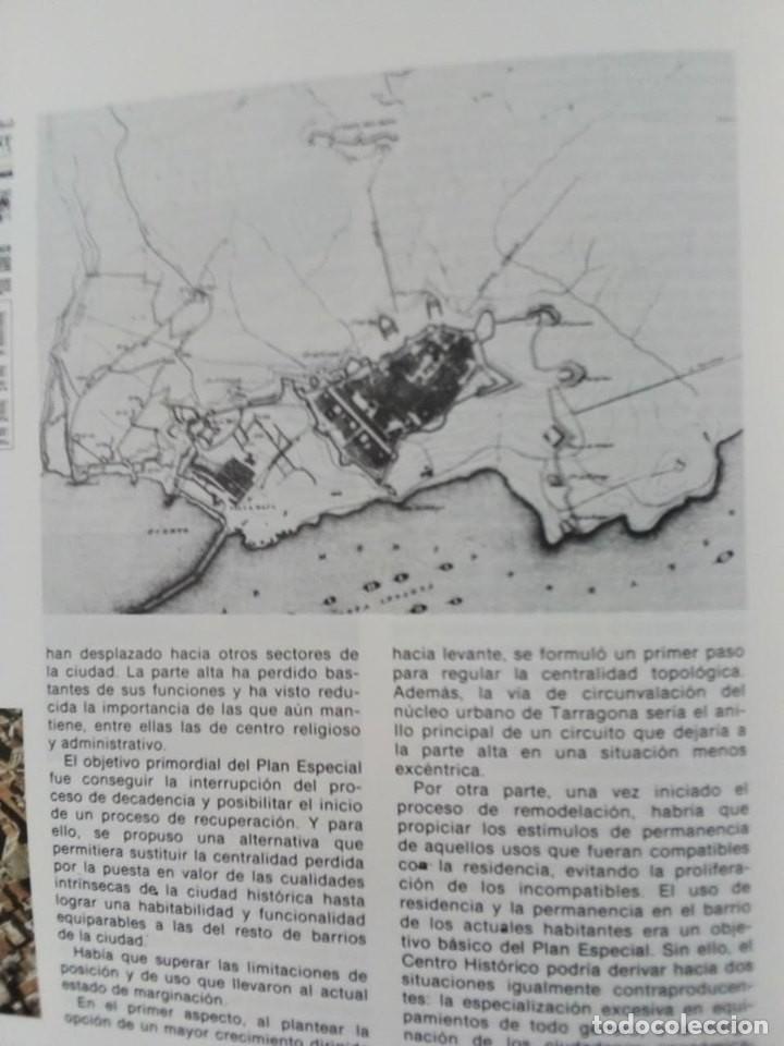 Libros de segunda mano: TARRAGONA - PLAN GENERAL DE ORDENACIÓN URBANA - 1988 - Foto 2 - 219049170