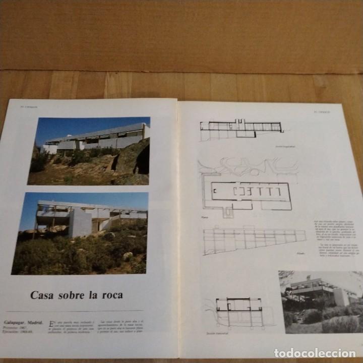 Libros de segunda mano: REVISTA EL CROQUIS 15 - 16 + PFC ( Proyecto final carrera) - Foto 5 - 213319852