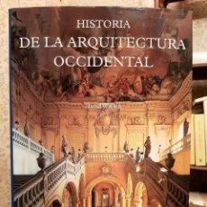 Libros de segunda mano: DAVID WATKING - HISTORIA DE LA ARQUITECTURA OCCIDENTAL. Lote 220264377