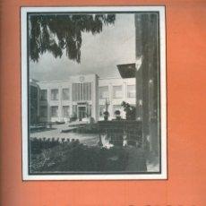 Libros de segunda mano: NUMULITE * REVISTA RECONSTRUCCIÓN DIRECCIÓN GENERAL DE REGIONES DEVASTADAS Nº 124. Lote 220861753