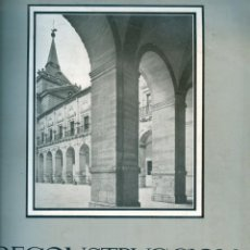 Libros de segunda mano: NUMULITE * REVISTA RECONSTRUCCIÓN DIRECCIÓN GENERAL DE REGIONES DEVASTADAS Nº 128. Lote 220864631