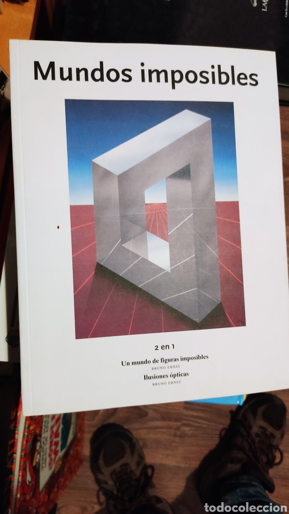 MUNDOS IMPOSIBLES (Libros de Segunda Mano - Bellas artes, ocio y coleccionismo - Arquitectura)
