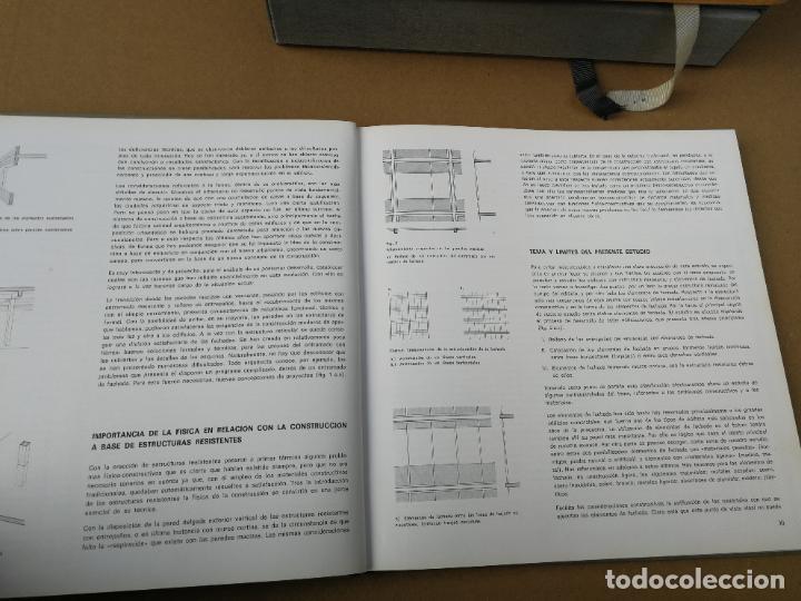 Libros de segunda mano: ESTRUCTURAS RESISTENTES Y ELEMENTOS DE FACHADA - M. FENGLER - EDT. GUSTAVO GILI. 1968. - Foto 3 - 221278701
