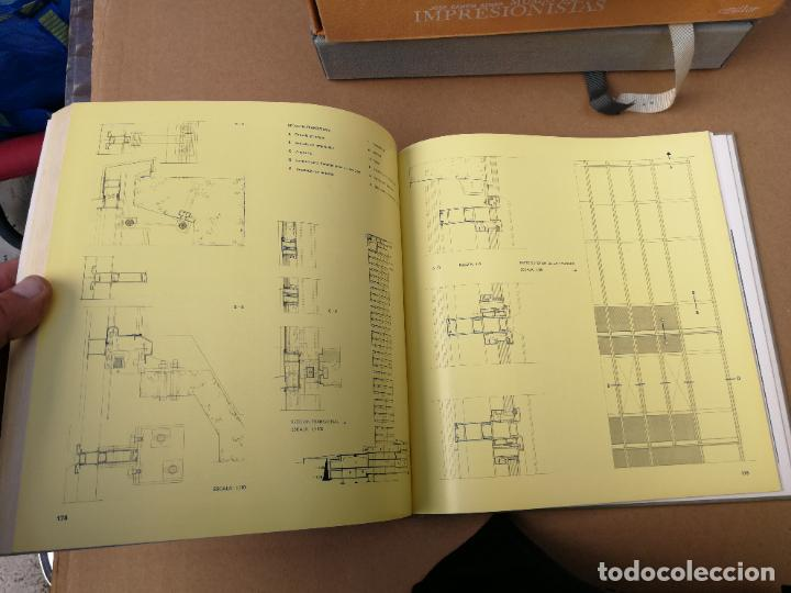 Libros de segunda mano: ESTRUCTURAS RESISTENTES Y ELEMENTOS DE FACHADA - M. FENGLER - EDT. GUSTAVO GILI. 1968. - Foto 6 - 221278701