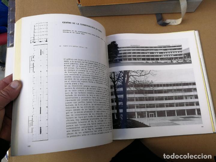 Libros de segunda mano: ESTRUCTURAS RESISTENTES Y ELEMENTOS DE FACHADA - M. FENGLER - EDT. GUSTAVO GILI. 1968. - Foto 7 - 221278701