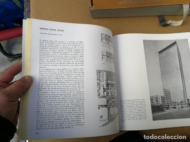 Libros de segunda mano: ESTRUCTURAS RESISTENTES Y ELEMENTOS DE FACHADA - M. FENGLER - EDT. GUSTAVO GILI. 1968. - Foto 8 - 221278701