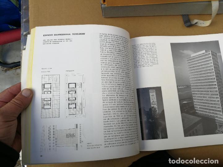 Libros de segunda mano: ESTRUCTURAS RESISTENTES Y ELEMENTOS DE FACHADA - M. FENGLER - EDT. GUSTAVO GILI. 1968. - Foto 9 - 221278701