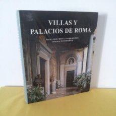 Libros de segunda mano: CARLOS CRESTI Y CLAUDIO RENDINA - VILLAS Y PALACIOS DE ROMA -KONEMAN, TAMDEN 2005. Lote 222038805
