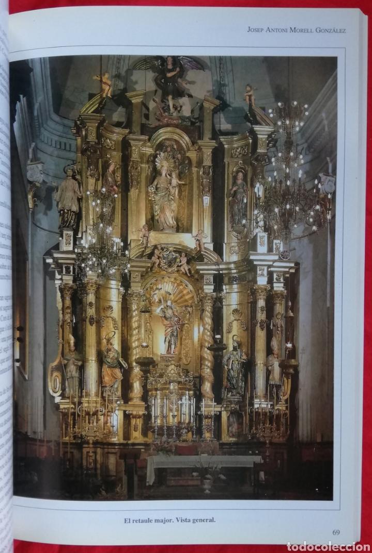 Libros de segunda mano: LA CATEDRAL DE MUNTANYA, LA PARRÒQUIA DE SANT BARTOMEU DE SÓLLER -1993- JOSEP A. MORELL GLEZ. -PJRB - Foto 4 - 243325125