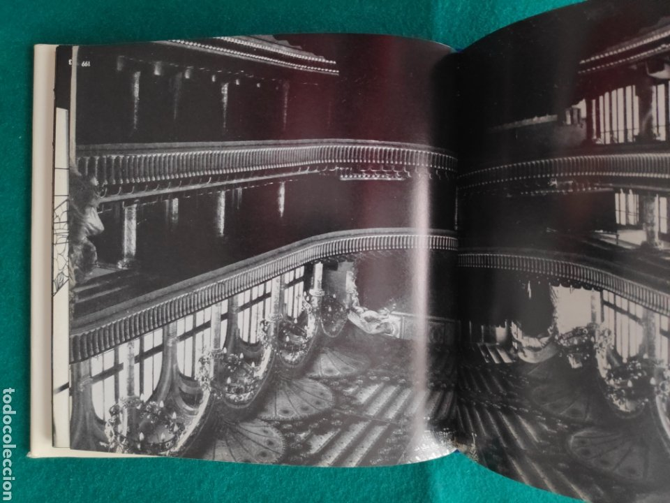 Libros de segunda mano: DOMENECH I MONTANER ARQUITECTURA LIBRO FOTOGRAFÍA ARQUITECTO DEL MODERNISMO - Foto 4 - 222664700