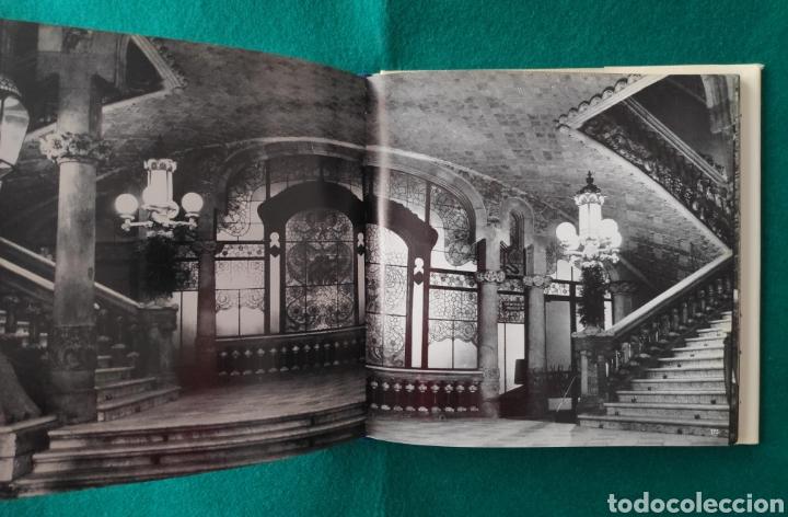 Libros de segunda mano: DOMENECH I MONTANER ARQUITECTURA LIBRO FOTOGRAFÍA ARQUITECTO DEL MODERNISMO - Foto 6 - 222664700