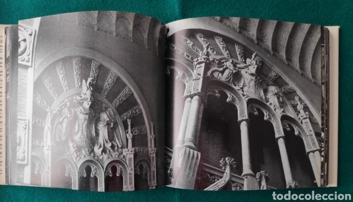 Libros de segunda mano: DOMENECH I MONTANER ARQUITECTURA LIBRO FOTOGRAFÍA ARQUITECTO DEL MODERNISMO - Foto 7 - 222664700