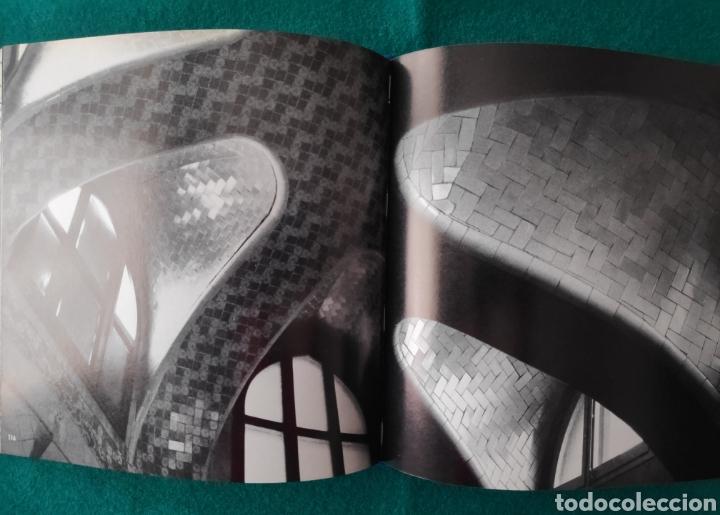 Libros de segunda mano: DOMENECH I MONTANER ARQUITECTURA LIBRO FOTOGRAFÍA ARQUITECTO DEL MODERNISMO - Foto 8 - 222664700