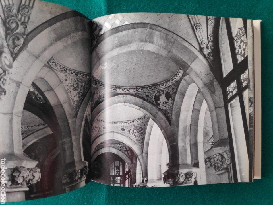 Libros de segunda mano: DOMENECH I MONTANER ARQUITECTURA LIBRO FOTOGRAFÍA ARQUITECTO DEL MODERNISMO - Foto 9 - 222664700