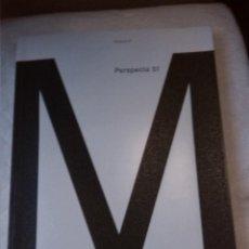 Libros de segunda mano: PERSPECTIVA 51. THE YALE ARCHITECTURAL JOURNAL. MEDIUM. 2018. Lote 222723898