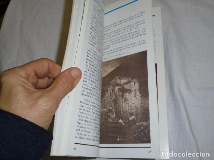 Libros de segunda mano: SANTA MARIA DEL NARANCO SAN MIGUEL DE LILLO.FERNANDO A MARIN/JUANA GIL.PRINCIPADO DE - Foto 3 - 222814051