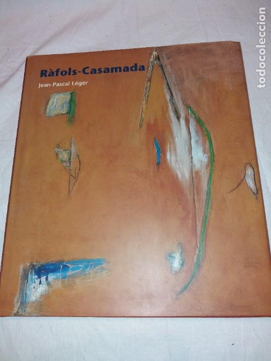RÀFOLS - CASAMADA, JEAN - PASCAL LÉGER. EDIC. POLIGRAFA 2001, 160 PAGINAS Y 96 ILUSTRACIONES A COLOR (Libros de Segunda Mano - Bellas artes, ocio y coleccionismo - Arquitectura)