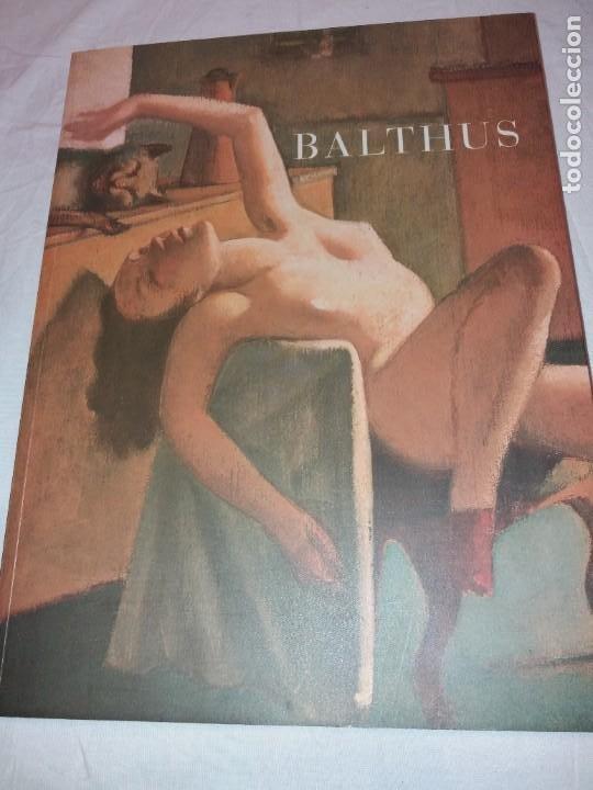 BALTHUS, MUSEO NACIONAL CENTRO DE ARTE REINA SOFIA, ENERO - MARZO 1996 (Libros de Segunda Mano - Bellas artes, ocio y coleccionismo - Arquitectura)