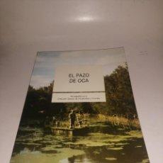 Libros de segunda mano: EL PAZO DE OCA , MONOGRÁFIAS ARQUITECTURA, CESAR PORTELA ETC.... Lote 222947352