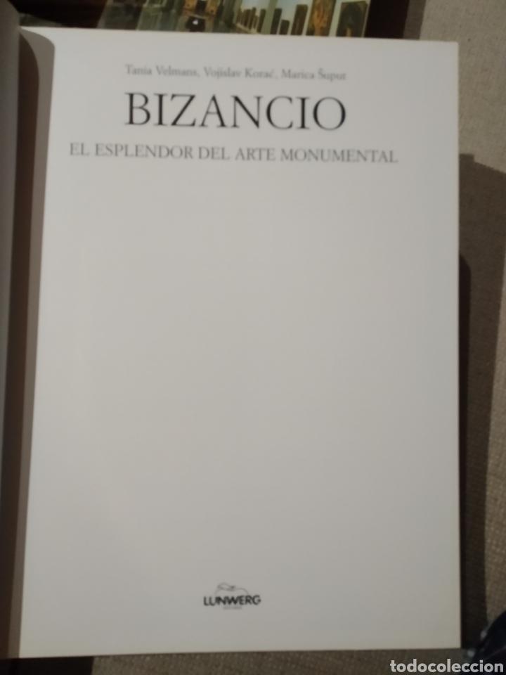 Libros de segunda mano: Bizancio: el esplendor del arte monumental Velmans, Tania. Lunwerg.1999 - Foto 3 - 225079822