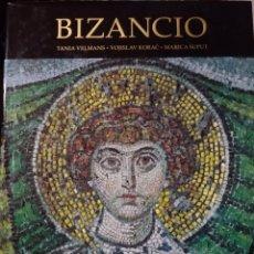 Libros de segunda mano: BIZANCIO: EL ESPLENDOR DEL ARTE MONUMENTAL VELMANS, TANIA. LUNWERG.1999. Lote 225079822