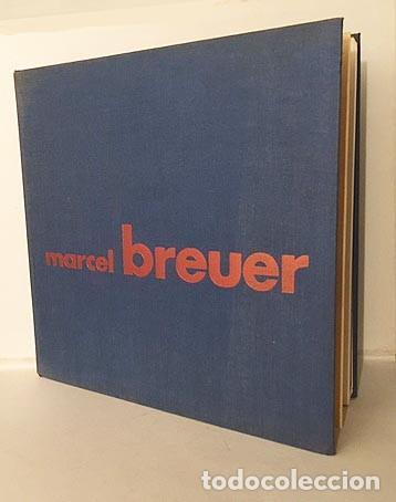 Libros de segunda mano: G. C. Argan : Marcel Breuer (Disegno Industriale e Architettura) - Foto 2 - 226283015
