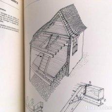 Libros de segunda mano: REHABILITACIÓN DE VIVIENDAS DE ALTA MONTAÑA. (SOLUCIONES CONSTRUCTIVAS… ARQUITECTURA. Lote 226562190