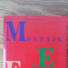 Libros de segunda mano: JUAN CARLOS RICO: MONTAJE DE EXPOSICIONES. MUSEOS, ARQUITECTURA, ARTE (2007). Lote 227682195