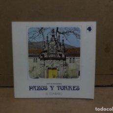 Libros de segunda mano: PAZOS Y TORRES EL CONDADO - INVENTARIO 1977 - TOMO 4. Lote 228364625